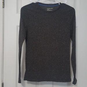Tucker & Tate Black Long Sleeve Shirt Boy's L NEW